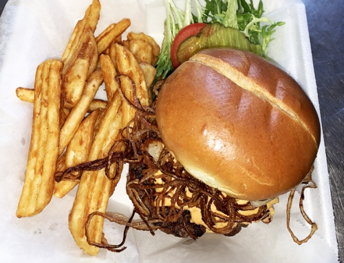 Meet the Barbed Wire Burger